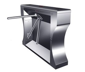 Chiny Intelligent Electrical Stainless Tripod Turnstile For Bus Station fabryka