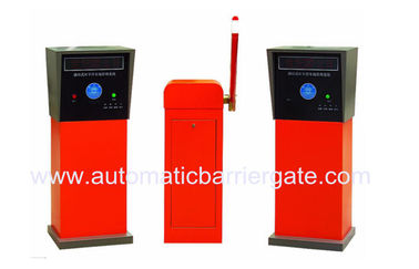 Chiny AC220V 50HZ Intelligent Car Parking System With LED Indicator fabryka
