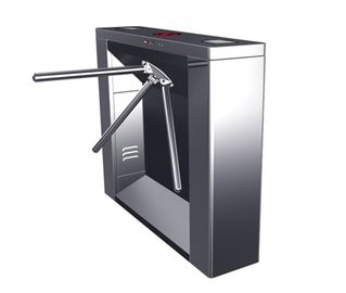 Digital Multi-function Magnetic Card Stainless Bridge Tripod Turnstile Gate for Subway