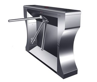 Chiny 0.2s RS485 Versatile Digital Stainless Barrier Gate System Tripod Turnstile for Subway fabryka