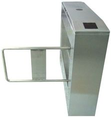 Chiny Two-way Direction 180 Angle 304# Stainless Steel Automatic Swing Gate Barrier AC220V 50Hz fabryka