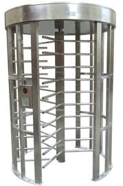 Chiny Outdoor Rustproof Full Height Turnstile with Light Alarm for Park RS485 AC220V 50Hz RS485 fabryka