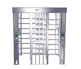 Chiny RS485 One-way Direction Full Height Turnstile Entrance Gate, Security Turnstiles (0.2s) fabryka