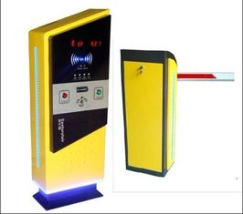 Chiny IC / ID Temporary Card Intelligent Car Parking System Management with LED Display fabryka
