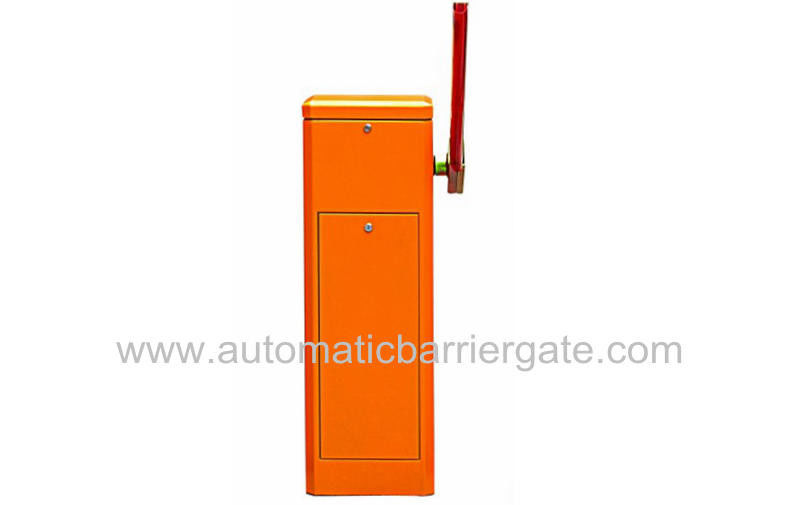 AC220V / AC110V Powder Coating Customizable Economic Automatic Barrier Gate Outdoor or Indoor 3s-6s dostawca