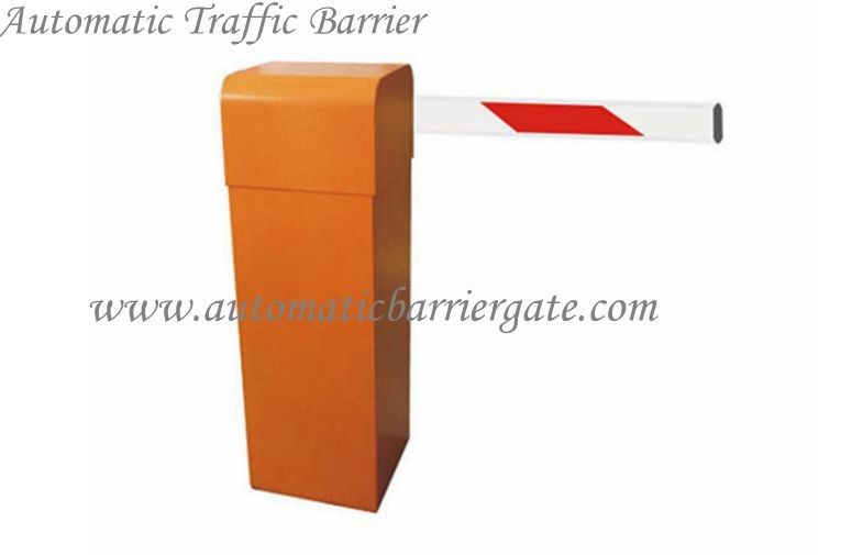 Highway Automatic Traffic Barrier Gate 1.8s For Car Parking Lot