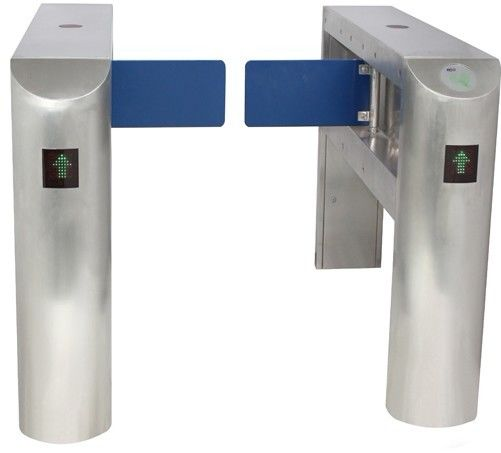 Two-way Direction DC 24V Brushed Motor Automatic Swing Gate Barrier With Alarm (1-2 s) dostawca